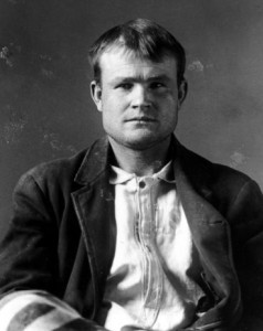Famous outlaw Butch Cassidy was arrested just after visiting the Cowboy Bar in Meeteetse. (photo courtesy of Jim Blake)