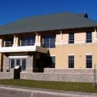 Yellowstone Park courthouse