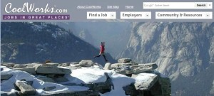The CoolWorks website connects workers and employers for jobs at national parks, dude ranches, ski areas and similar venues.