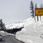 Wyoming gateway towns Cody and Jackson are considering raising private funds to plow Yellowstone National Park roads on time for scheduled spring openings. (Ruffin Prevost/Yellowstone Gate)