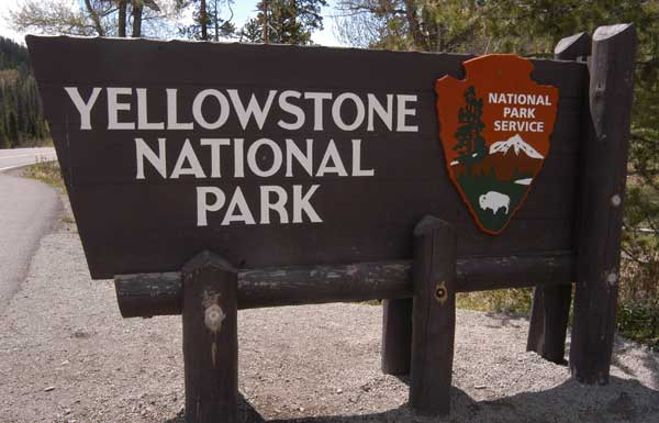 The Today show will be visiting Yellowstone National Park on Tuesday.