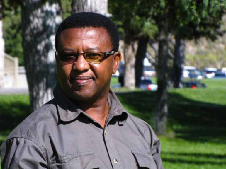 Godson Kimaro, Senior Park Warden of Serengeti National Park in Tanzania, recently spent time in Yellowstone and Grand Teton National Parks as a World Heritage Fellow.