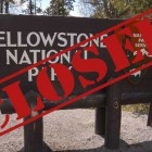 A group of Park County, Wyo. residents is planning a Sunday protest of the federal government shutdown that has closed Yellowstone and Grand Teton national parks to all visitors.