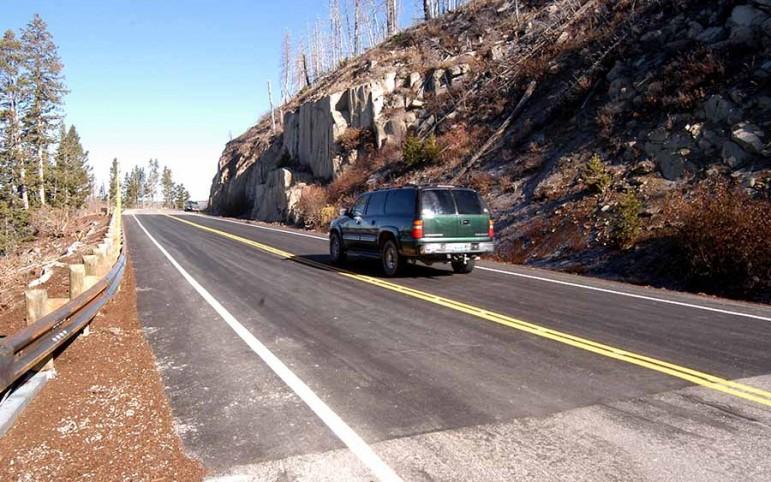 Ruffin Prevost/Yellowstone Gate