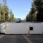 A bus crash Thursday in Grand Teton National Park injured all 27 people in the vehicle.
