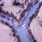 A missing Georgia man was last seen near the confluence of the Lamar and Yellowstone rivers in Yellowstone National Park, shown in this 2001 file photo.