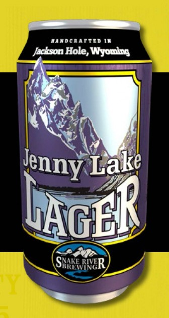 Sales of Jenny Lake Lager will help fund trail improvements and other work in Grand Teton National Park.