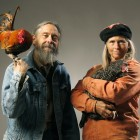 Elijah Cobb and Linda Raynolds are featured in their first joint show at Plaza Diane in Powell, Wyo.
