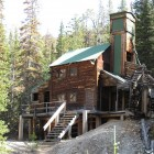 The Kirwin Ghost Town near Meeteetse, Wyo. is a popular Shoshone National Forest destination for four-wheelers.