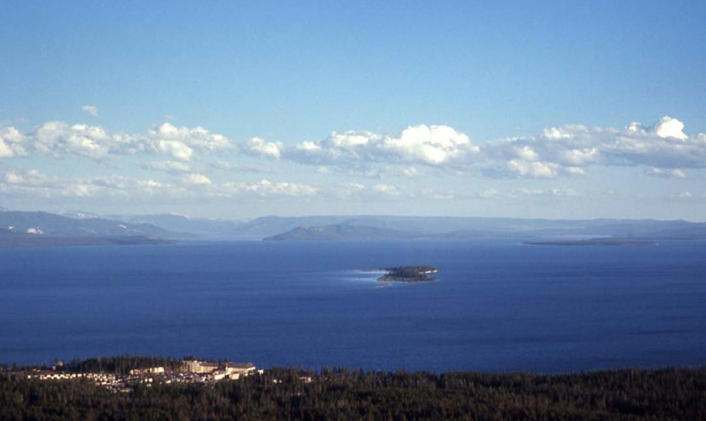 Yellowstone Lake