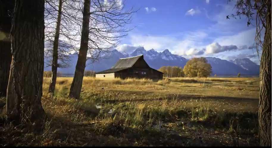 A new film series focuses on Grand Teton National Park