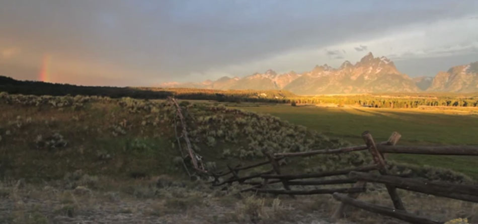 A new video focused on summer weather patterns released by the Grand Teton National Park Foundation is the second of four aimed at raising awareness about the park. (image by New Thought Media)