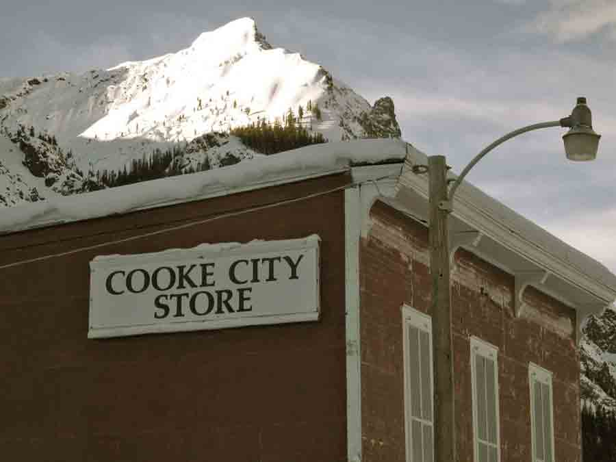 Cooke City (click to enlarge)