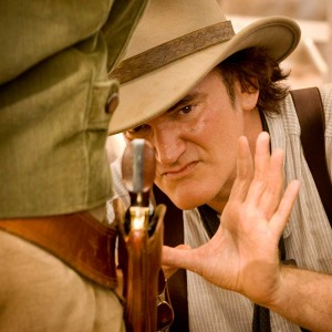 """Locals say writer-director Quention Tarantino """"fell in love"""" with Jackson Hole, Wyo. (©Paramount Pictures - click to enlarge)"""