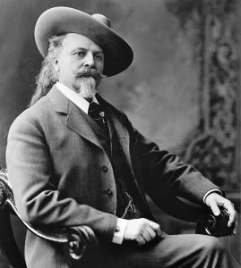 "The history of William F. ""Buffalo Bill"" Cody is intertwined with that of the Yellowstone National Park gateway town that bears his name. (Photo courtesy of Buffalo Bill Center of the West)"