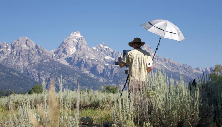 Over 40 professional artists will spend two weeks in Grand Teton National Park as they participate in the fourth annual Plein Air for the Park fine art exhibition and sale.